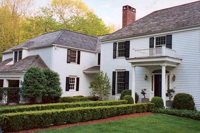 Colonial, Westport, CT 1