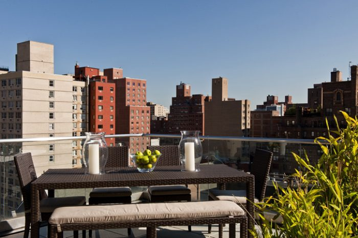 Rooftop Terrace, New York NY 1